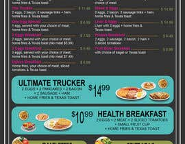 #8 cho Design a Restaurant Menu For Breakfast bởi sememeh
