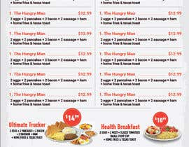 #9 cho Design a Restaurant Menu For Breakfast bởi Habib919000