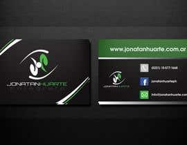 Nro 47 kilpailuun Diseñar tarjetas personales con mi logo käyttäjältä Vifranco89