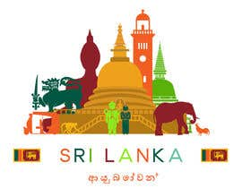 #6 untuk Cover-Design for eBook - Country Sri Lanka oleh leandeganos