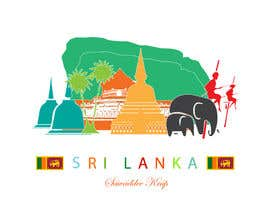 #16 untuk Cover-Design for eBook - Country Sri Lanka oleh digitalartsguru