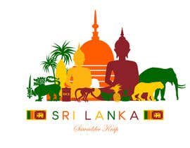 #9 untuk Cover-Design for eBook - Country Sri Lanka oleh dienel96