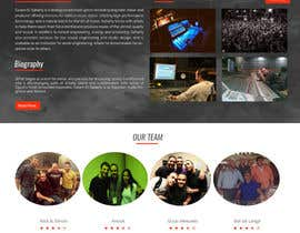 jituchoudhary tarafından Build a Website for Sound Engineer/Mixer/Producer için no 5