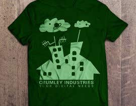 #32 cho Design a T-Shirt for Crumley Industries bởi Velidesign