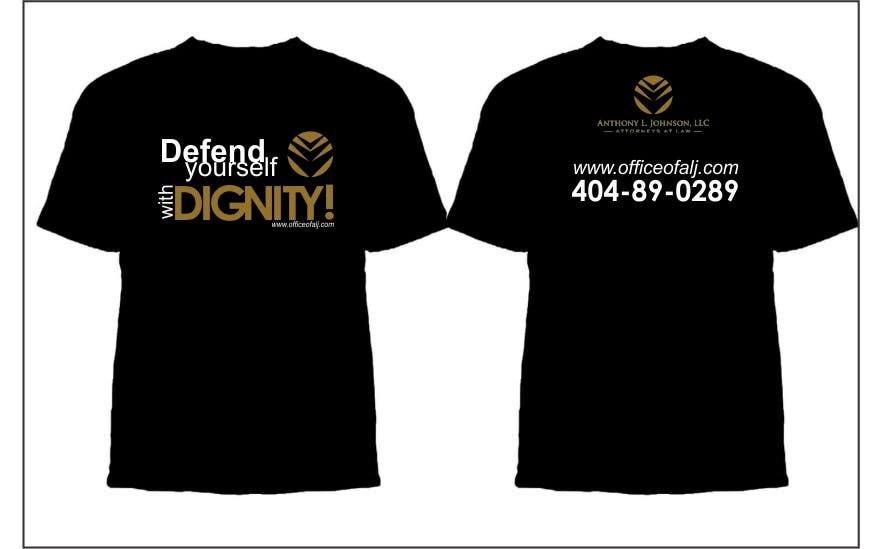 Bài tham dự cuộc thi #                                        32                                      cho                                         Design a Trendy T-Shirt for a Law Firm