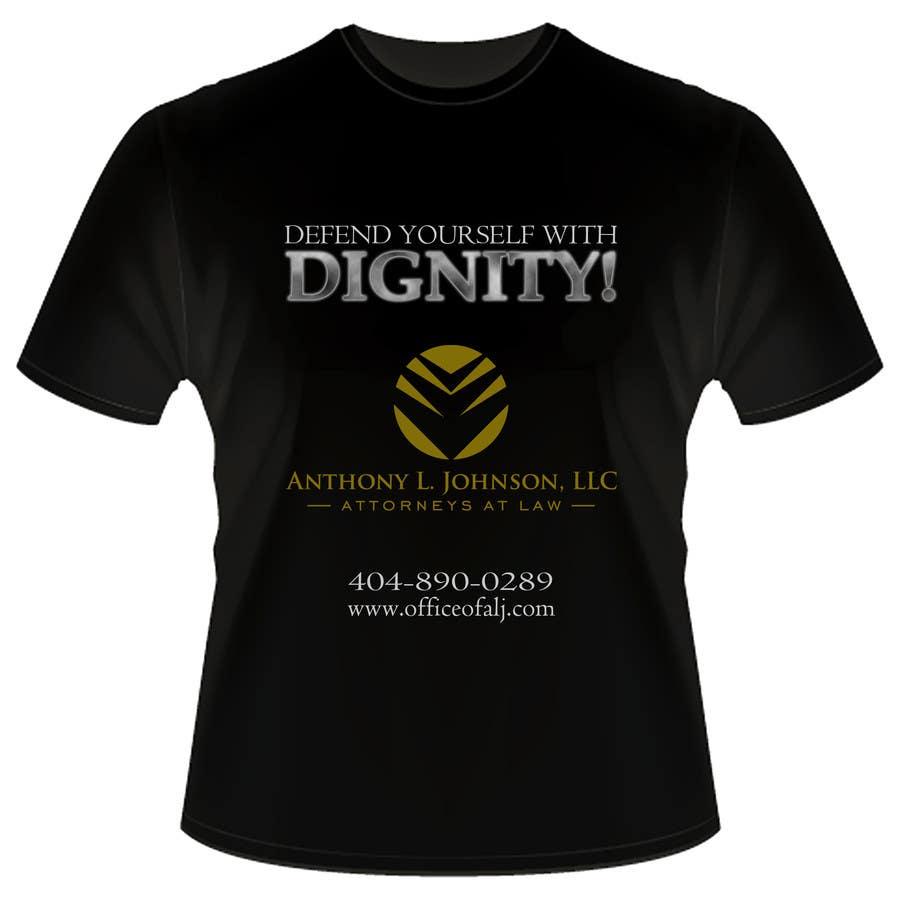Bài tham dự cuộc thi #                                        7                                      cho                                         Design a Trendy T-Shirt for a Law Firm