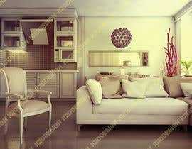 #38 cho Small Apartment - interior design bởi ahmadmaher81