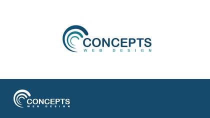 M8Karim tarafından Design a Logo for Concepts Web Design için no 43