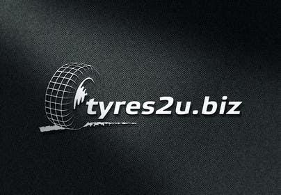#38 untuk Design a Logo for tyres2u.biz oleh feroznadeem01