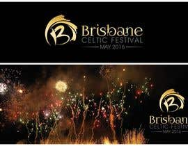 #74 for Brisbane Celtic Festival logo design af samehsos