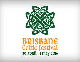 #7 for Brisbane Celtic Festival logo design af Balnyo