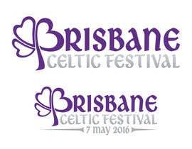 #81 untuk Brisbane Celtic Festival logo design oleh Balnyo