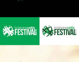 #76 for Brisbane Celtic Festival logo design af Mechaion