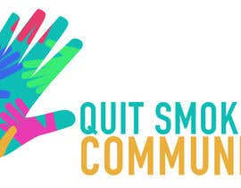 #3 for Design a Logo for a Website That Helps People Stop Smoking by codegap