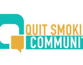 #21 for Design a Logo for a Website That Helps People Stop Smoking by codegap