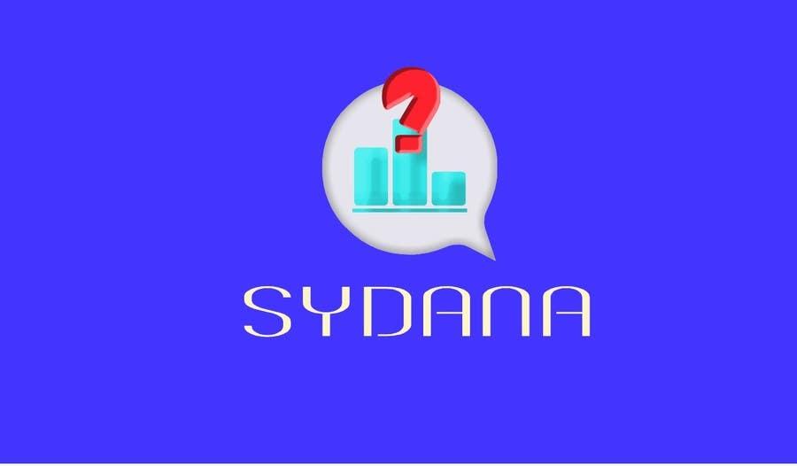 Kilpailutyö #38 kilpailussa Logo needed for quiz website (www.sydana.com)