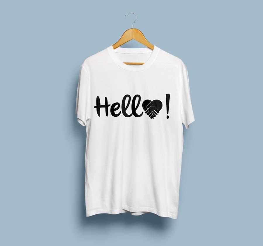 Inscrição nº 114 do Concurso para TC - Design a T-Shirt for Company