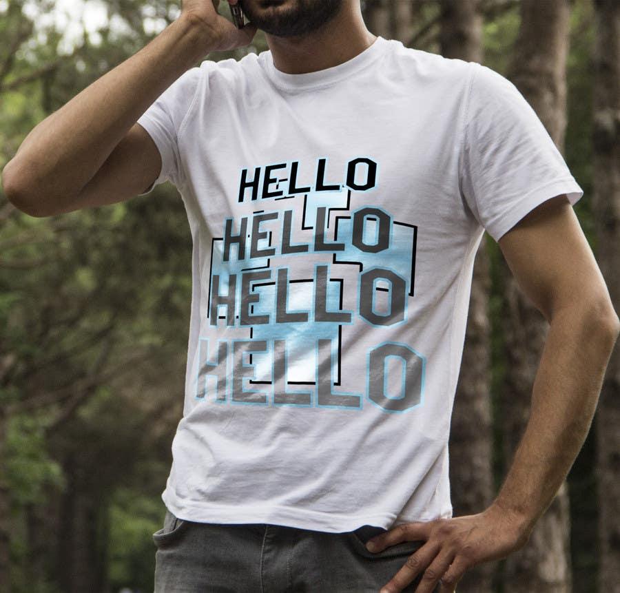 Inscrição nº 64 do Concurso para TC - Design a T-Shirt for Company