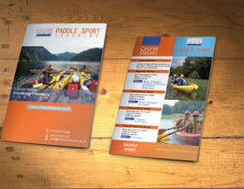 #20 untuk Design a flyer for Summer Holiday Kayaking Courses oleh xtreemsteel