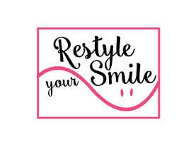 """#10 untuk Ontwerp een Logo for """"RESTYLE YOUR SMILE"""" oleh howieniksz"""