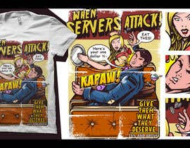#19 para WHEN SERVERS ATTACK por crayonscrayola