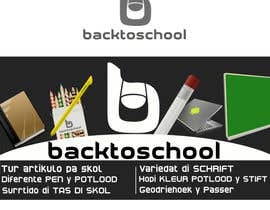"#14 cho Design an Advertisement for ""back to School"" season bởi hicherazza"
