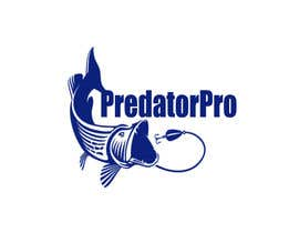 Helen2386 tarafından Design a Logo for a Predator Fishing Tour Company. için no 17