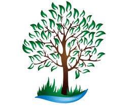Nro 52 kilpailuun Design a Beautiful & Artistic Tree Logo käyttäjältä andreealorena89