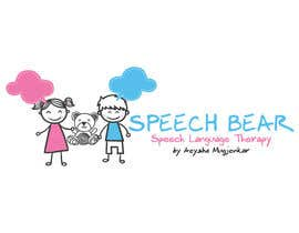 #39 cho Design a Logo for Speech Bear bởi nomib