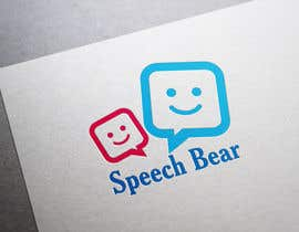 #16 cho Design a Logo for Speech Bear bởi anwera