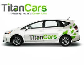 #88 untuk Design a Logo for a new Eco Taxi Company in London oleh yossialmog85