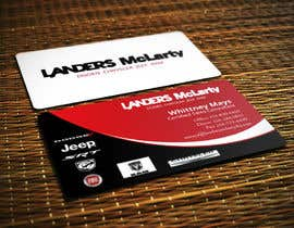#53 untuk Design some Business Cards for Auto Dealership oleh nazmulhassan2321