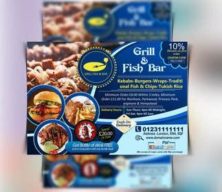 Nro 45 kilpailuun Design a Flyer for Restaurant käyttäjältä gmorya