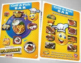 #22 cho Design a Flyer for Restaurant bởi ns888