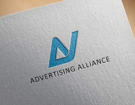 rz100 tarafından Design logo for AV Advertising Alliance için no 24