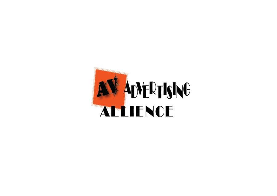Kilpailutyö #19 kilpailussa Design logo for AV Advertising Alliance