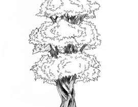 #16 para Pen and ink tree character por paulmage2