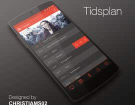 #2 untuk UI for Android / IOS TV Guide app oleh christiams02