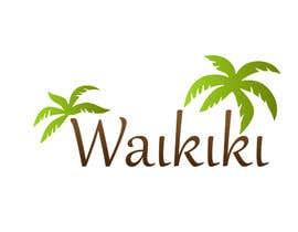 #30 for Diseñar un logotipo for Waikiki af truegameshowmas