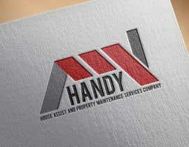 Nro 71 kilpailuun Design a Logo for HANDY käyttäjältä dimmensa