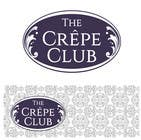 Graphic Design Inscrição do Concurso Nº42 para Design a Logo for The Crêpe Club + cart design