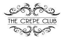 Graphic Design Inscrição do Concurso Nº59 para Design a Logo for The Crêpe Club + cart design