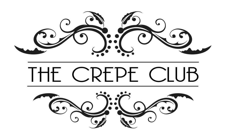 Inscrição nº 59 do Concurso para Design a Logo for The Crêpe Club + cart design