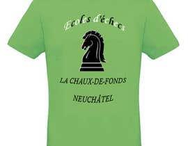 #8 untuk Logo pour T'shirt oleh jamesenpaul