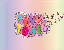 #91 para Design a Logo for Tiny Tones por mjmnuzrin