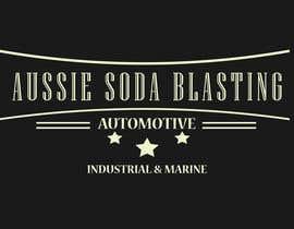 #68 for Design a Logo for 'Aussie Soda Blasting' af attilamuinsky