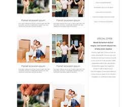 Nro 24 kilpailuun new website screendesign for real estate company käyttäjältä Muqeemdesigner