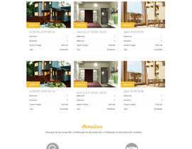 Nro 25 kilpailuun new website screendesign for real estate company käyttäjältä Muqeemdesigner