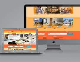Nro 53 kilpailuun new website screendesign for real estate company käyttäjältä manojkaninwal