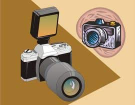 #36 untuk Illustrate A Wall Art Piece Featuring A Camera! oleh porderanto